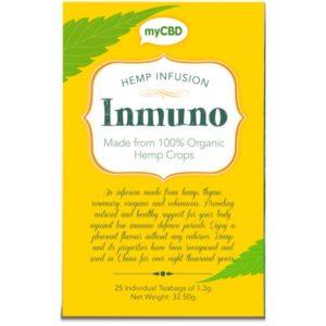 CBD tea Immuno
