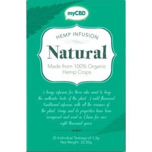 CBD tea natural
